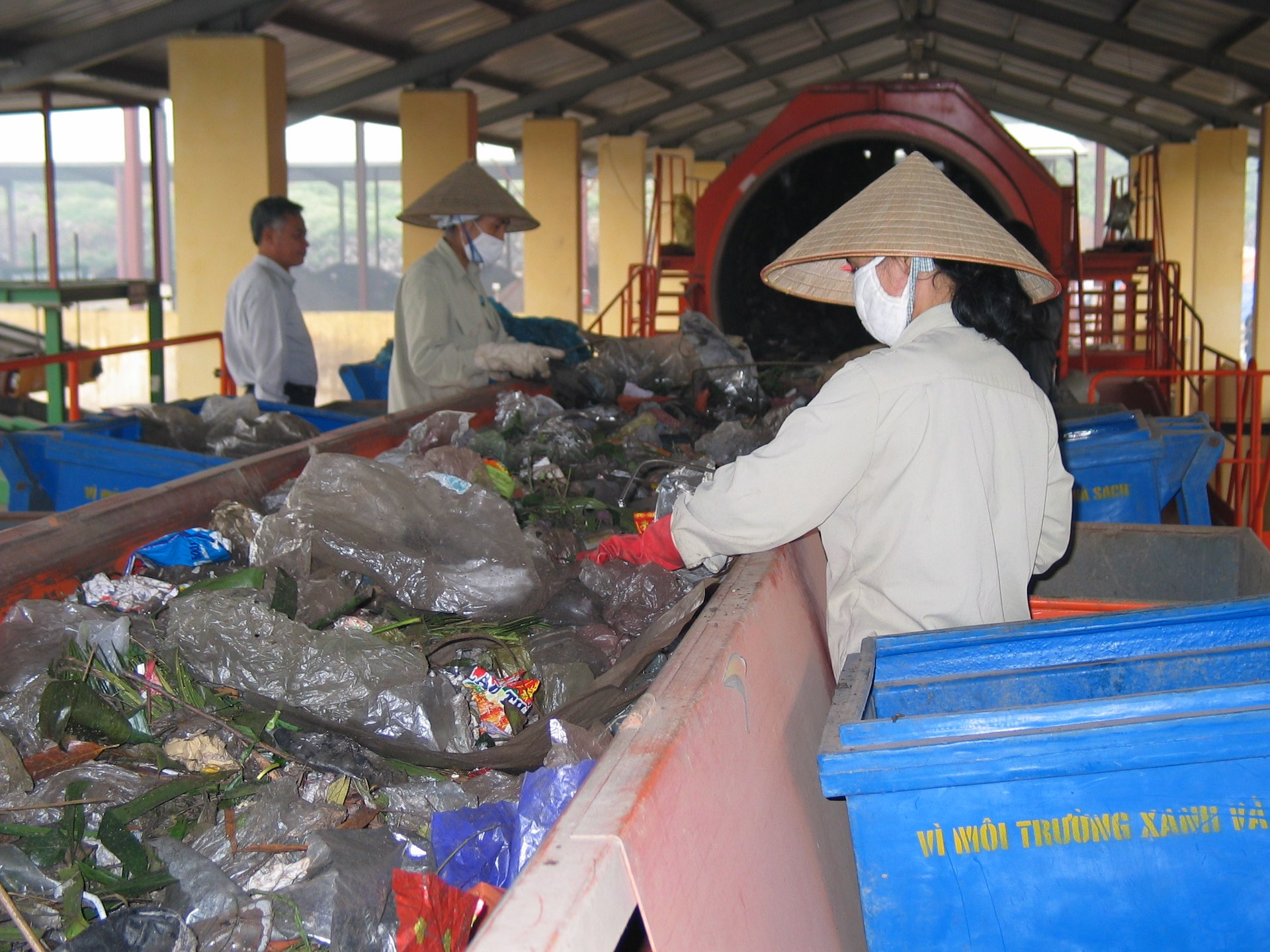 project Biware - sorting of waste