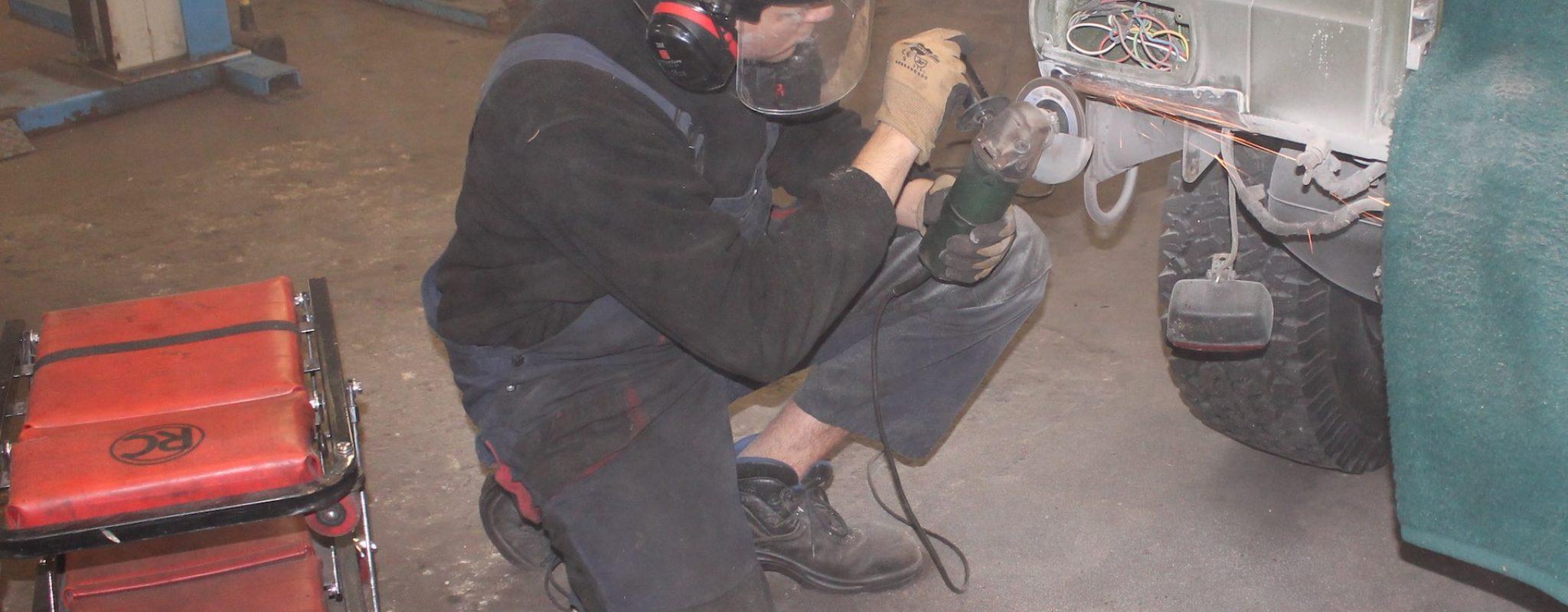 OptimAG Projekt worker