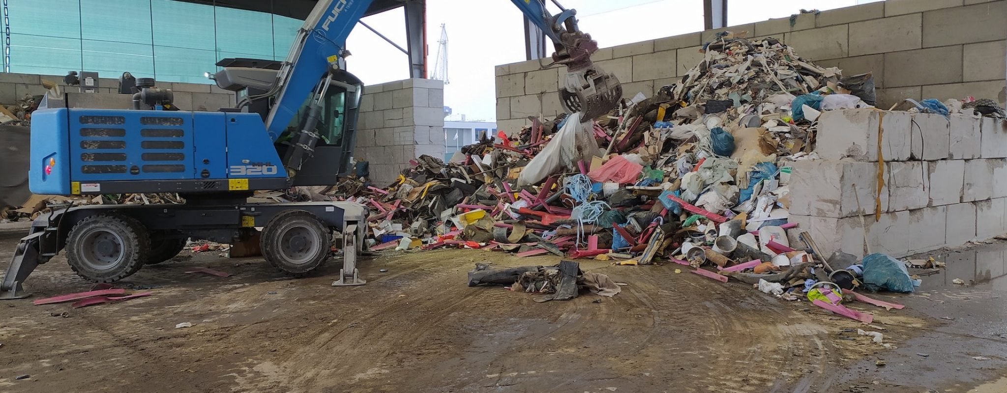 SmartRecycling - Pretreatment of waste