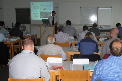 Seminar on marine pollution